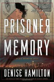 PRISONER OF MEMORY by Denise Hamilton