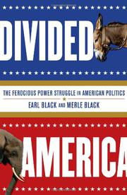 DIVIDED AMERICA by Earl Black