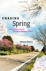 Cover art for CHASING SPRING