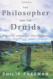THE PHILOSOPHER AND THE DRUIDS by Philip Freeman