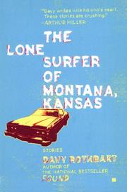 Book Cover for THE LONE SURFER OF MONTANA, KANSAS