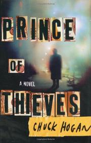 Cover art for PRINCE OF THIEVES