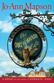 THE OWL AND MOON CAFÉ by Jo-Ann Mapson