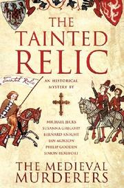Cover art for THE TAINTED RELIC