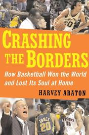 CRASHING THE BORDERS by Harvey Araton