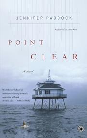 POINT CLEAR by Jennifer Paddock