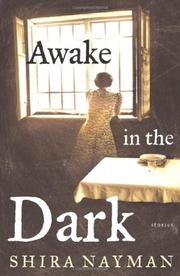 AWAKE IN THE DARK by Shira Nayman