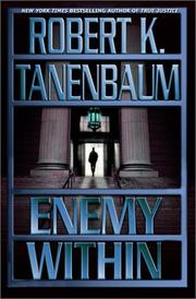 Cover art for ENEMY WITHIN