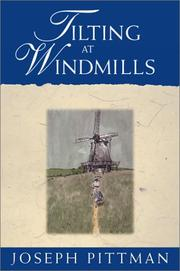 TILTING AT WINDMILLS by Joseph Pittman