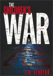 Cover art for THE CHILDREN'S WAR