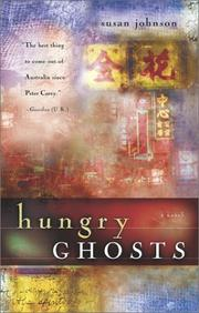 Cover art for HUNGRY GHOSTS