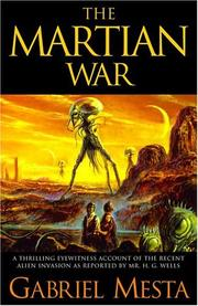 THE MARTIAN WAR by Gabriel Mesta