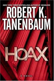 HOAX by Robert K. Tanenbaum