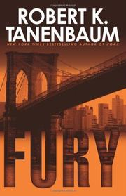 FURY by Robert K. Tanenbaum