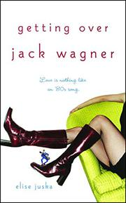 Cover art for GETTING OVER JACK WAGNER