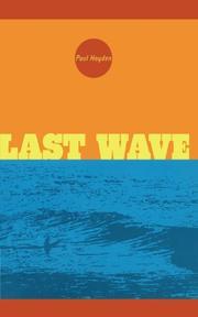 LAST WAVE by Paul Hayden