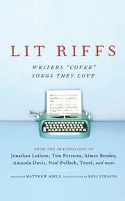 LIT RIFFS by Matthew Miele