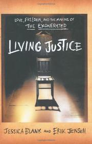 LIVING JUSTICE by Jessica Blank