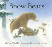 Cover art for SNOW BEARS