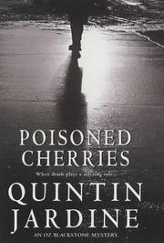 POISONED CHERRIES by Quintin Jardine