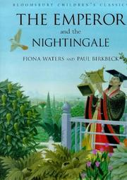 THE EMPEROR AND THE NIGHTINGALE by Hans Christian Andersen