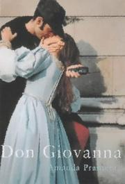 DON GIOVANNA by Amanda Prantera