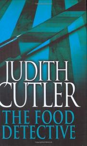 THE FOOD DETECTIVE by Judith Cutler