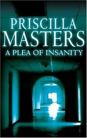 A PLEA OF INSANITY by Priscilla Masters