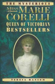 THE MYSTERIOUS MISS MARIE CORELLI by Teresa Ransom