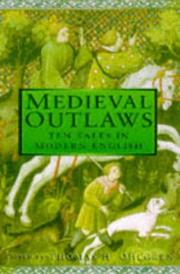 MEDIEVAL OUTLAWS by Thomas H. Ohlgren