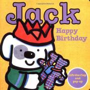 JACK by Rebecca Elgar