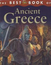 THE BEST BOOK OF ANCIENT GREECE by Deborah Murrell