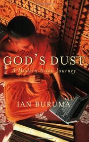 GOD'S DUST by Ian Buruma
