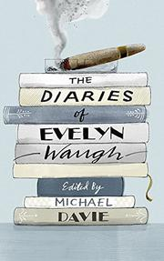 Book Cover for THE DIARIES OF EVELYN WAUGH