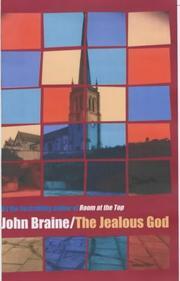 THE JEALOUS GOD by John Braine