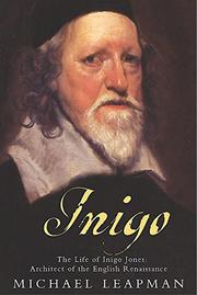 INIGO by Michael Leapman