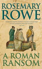 Cover art for A ROMAN RANSOM