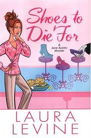 Book Cover for SHOES TO DIE FOR