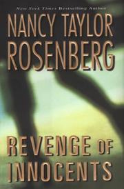 REVENGE OF INNOCENTS by Nancy Taylor Rosenberg