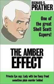 THE AMBER EFFECT by Richard S. Prather