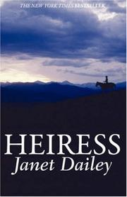 HEIRESS by Janet Dailey