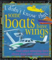 SOME BOATS HAVE WINGS by Clare Oliver