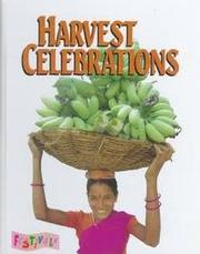 HARVEST CELEBRATIONS by Clare Chandler