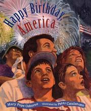 Cover art for HAPPY BIRTHDAY, AMERICA