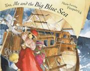 YOU, ME AND THE BIG BLUE SEA by Marie-Louise Fitzpatrick
