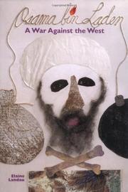 OSAMA BIN LADEN by Elaine Landau