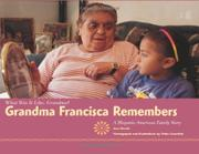 GRANDMA FRANCISCA REMEMBERS by Ann Morris