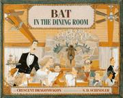 Cover art for BAT IN THE DINING ROOM