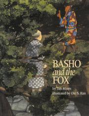 Cover art for BASHO AND THE FOX