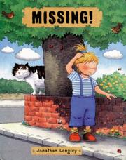 Cover art for MISSING!